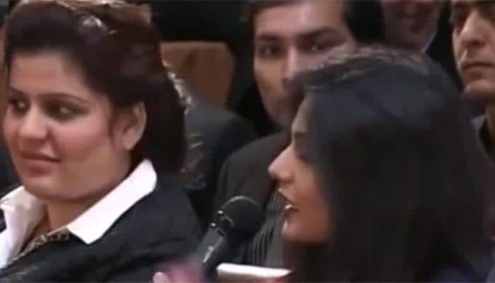 Pakistani girl questions role of military in terrorism; video sets internet on fire - WATCH