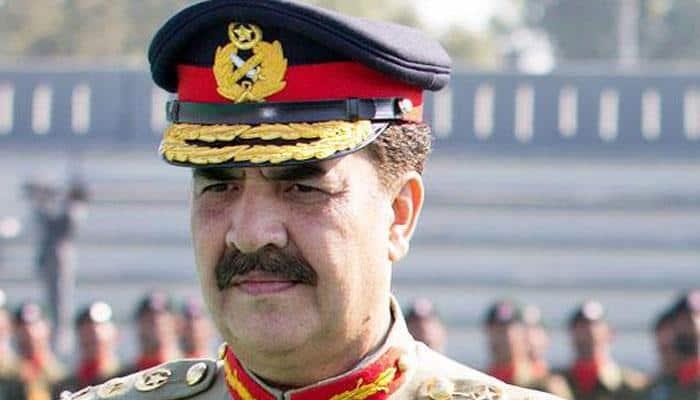 Pakistan Army chief General Raheel Sharif confirms death sentence of 10 terrorists