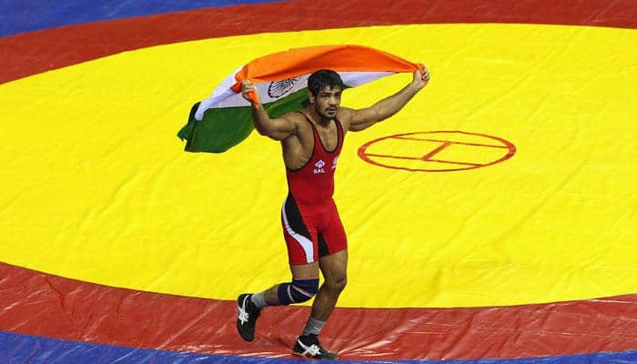 Sushil Kumar to follow Great Khali: Double Olympic medallist eyes shock WWE move