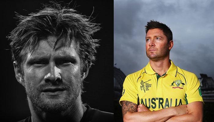Didn't call Shane Watson 'cancer', but a 'tumour' for the Australian team: Michael Clarke