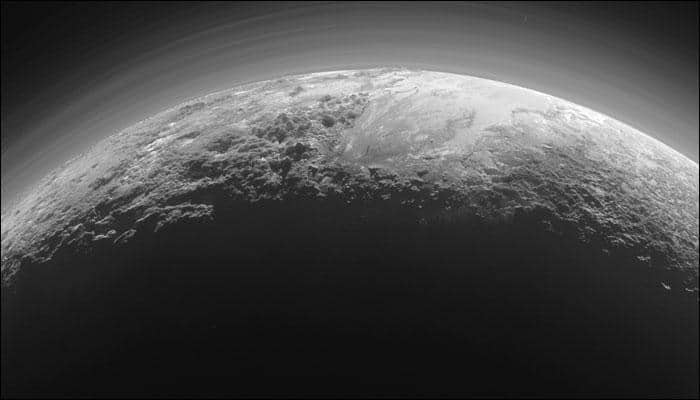 NASA's New Horizons spots cloud candidates on Pluto