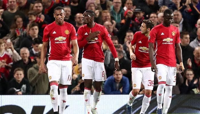 Europa League Results: Man Utd thrash Fenerbahce, Southampton defeated away to Inter