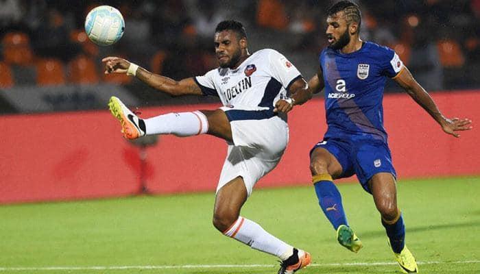 ISL-3: FC Goa breathes new life, defeats Mumbai City 1-0