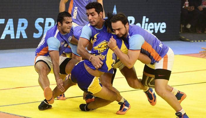 Kabaddi World Cup 2016: Defending champions India destroy Thailand, set up third successive final with Iran