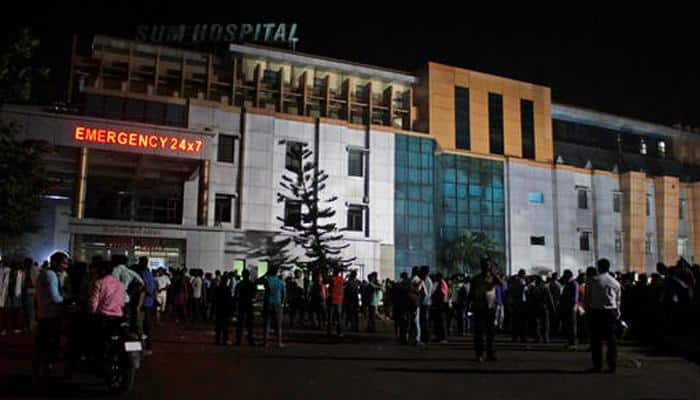 Odisha hospital fire: Death toll mounts to 26 as two more succumb to injuries