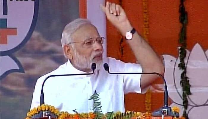 PM Narendra Modi blasts people advocating 'triple talaq', says won't let Muslim women suffer