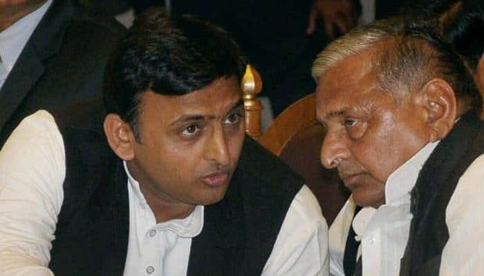 All about Samajwadi Party's first family