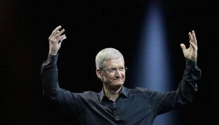 Apple CEO Tim Cook says couldn't be more excited about investments in 4G in India
