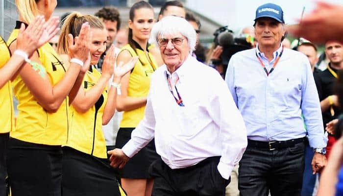Bernie Ecclestone endorses move to build walls on racetrack corners in a bid to increase risk factor