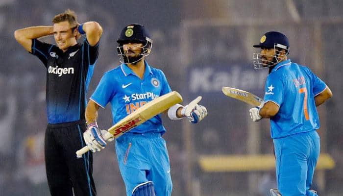 Virat Kohli & MS Dhoni can play finishers' role despite batting at No. 3 and No. 4, says Sourav Ganguly