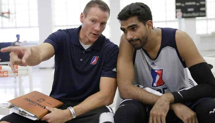 India's Palpreet Singh included in 2016 NBA D-League Draft