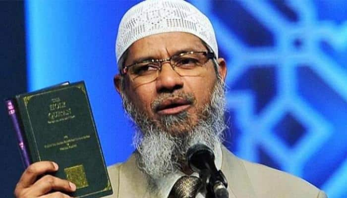 Home Ministry issues notice to preacher Zakir Naik's NGO Islamic Research Foundation