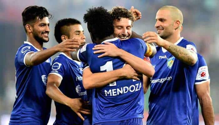 ISL-3: Mumbai City FC, Chennaiyin FC play 1-1 draw