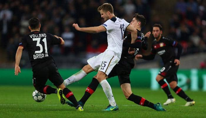 On brink of Champions League exit, Mauricio Pochettino labels Spurs defeat to Leverkusen 'embarrassing'