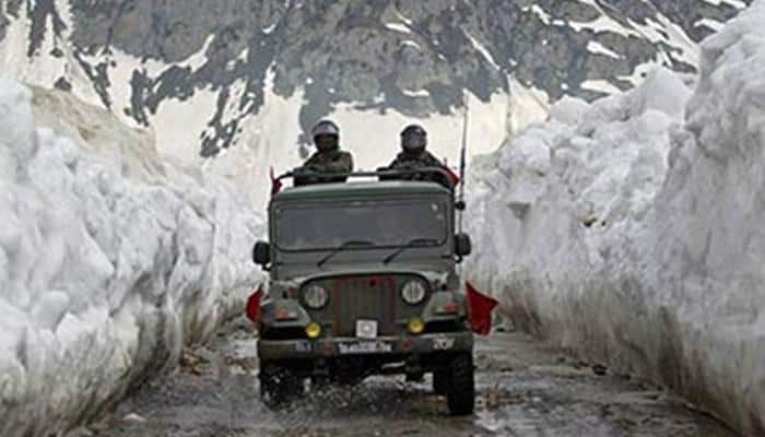 Chinese, Indian troops in stand-off at Ladakh over irrigation canal