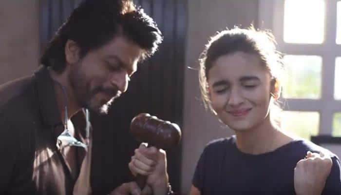 Here's what making of title track 'Love You Zindagi' felt like for Alia Bhatt, Shah Rukh Khan!