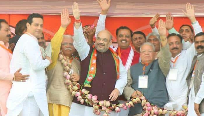 BJP to begin Parivartan Rath Yatra from Jhansi today