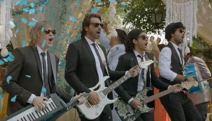'Rock On 2' team casts its Magik spell on music lovers with 'You Know What I Mean' – Watch