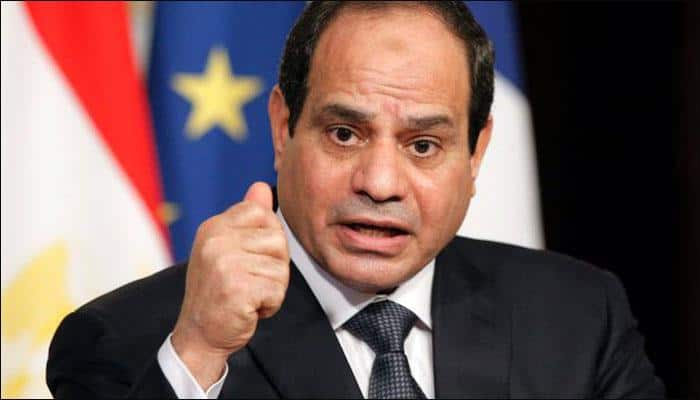 Egypt's Sisi says spoke to Donald Trump by telephone, congratulated him on win