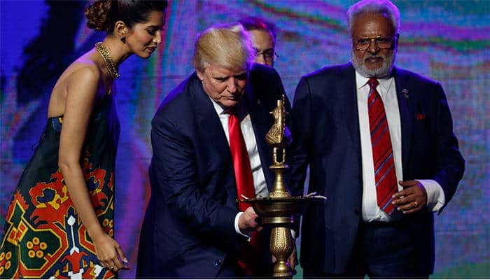 Indian-Americans celebrate their impressive victory