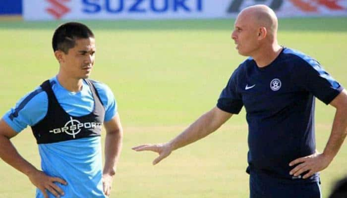 Stephen Constantine, Indian football coach, may get one-year extension