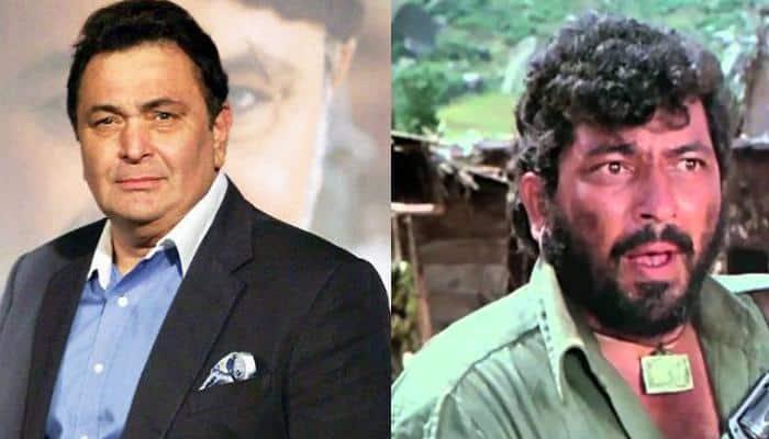Here's how Rishi Kapoor gets nostalgic; remembers late legendary star Amjad Khan on birth anniversary!