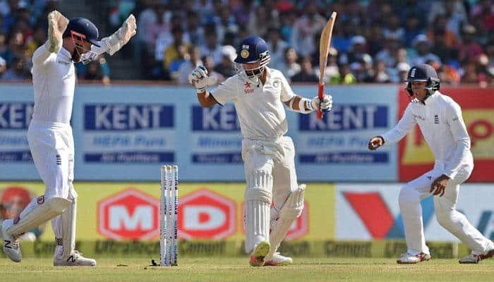 Image result for kohli hit wicket