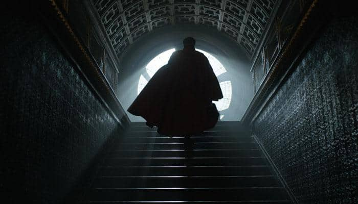 `Doctor Strange` spell holds over North American box office