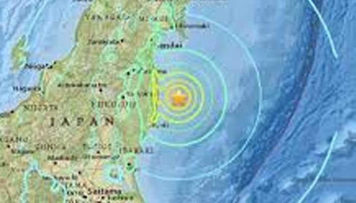 Magnitude 7.3 quake jolts Japan, tsunami warning issued