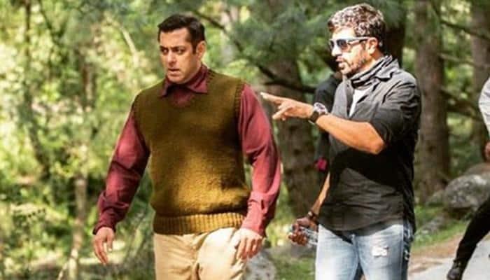 Salman Khan begins last leg of Kabir Khan's 'Tubelight' shoot in Mumbai