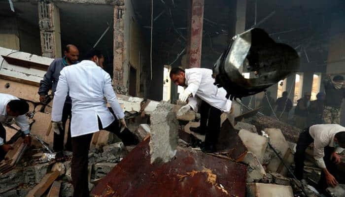 12 killed in Saudi-led airstrikes in Yemen