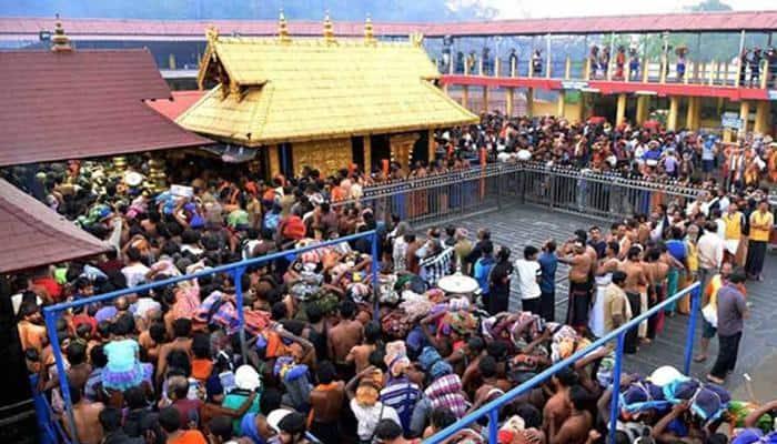 Demonetisation: Sabarimala temple introduces e-hundi to receive offerings