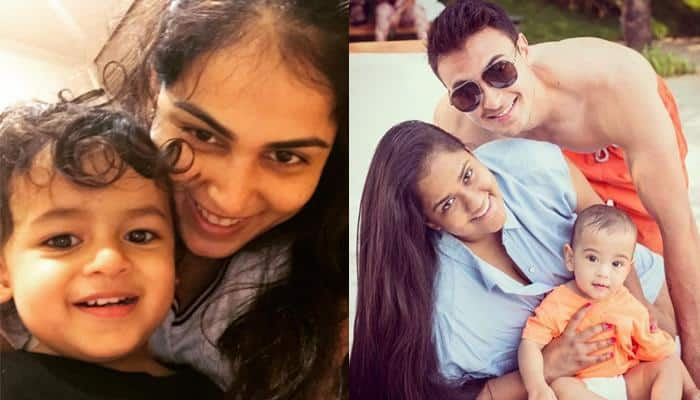 Riaan Riteish Deshmukh's birthday bash: Arpita masi, Aayush mama make it special