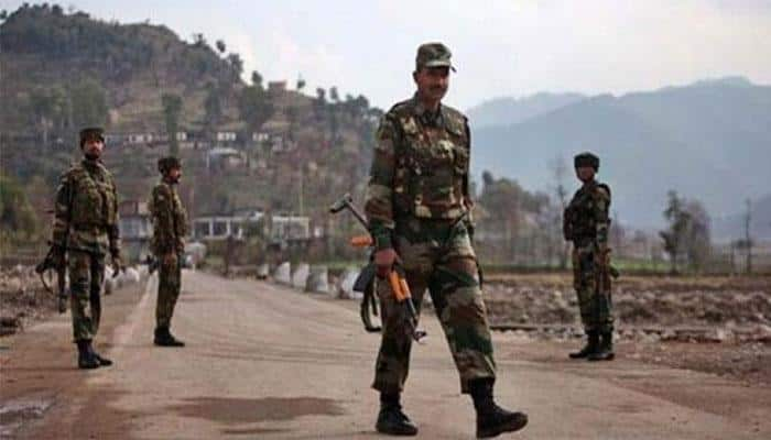 Five Indian Army jawans injured in militant ambush in Manipur's Chandel