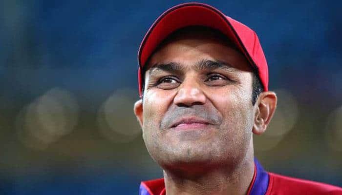 From 'Batty Bachao' to 'Dhoni 1000 ka note': Virender Sehwag rules cricket again as India toy with England at Mohali