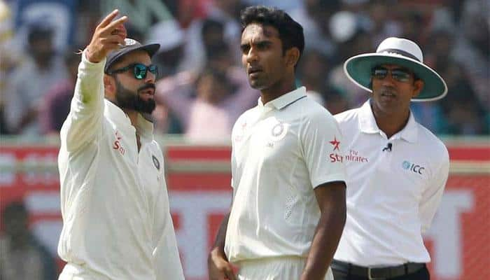 Mohali Test: Rookie Jayant Yadav joins elite company of Bapu Nadkarni, Anil Kumble