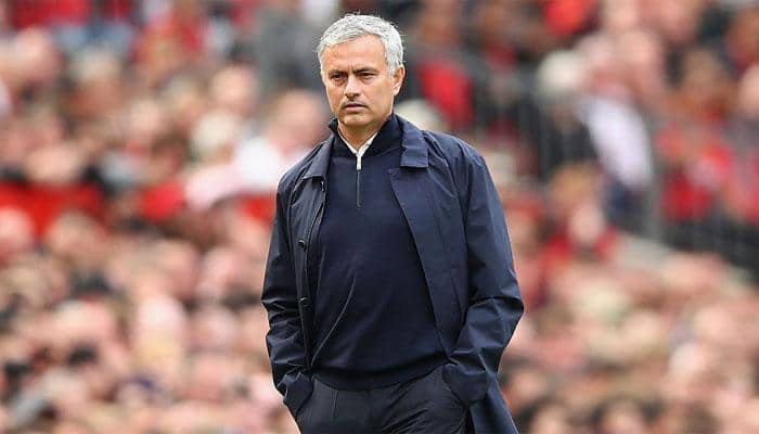 Manchester United boss Jose Mourinho charged by FA after West Ham dismissal