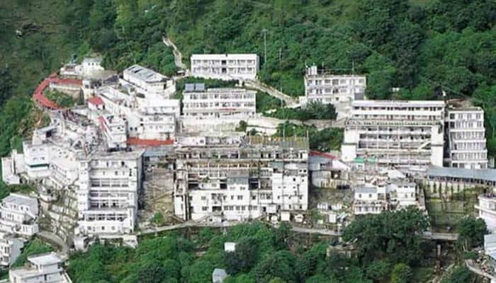 Vaishnodevi shrine sounded an alert after Nagrota terror attack