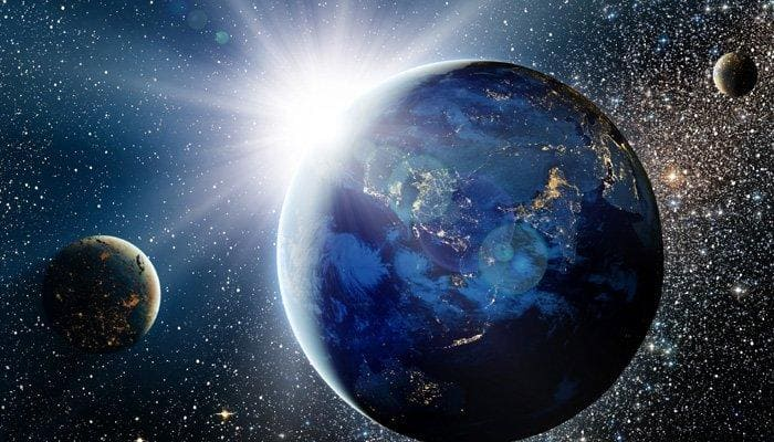 Parallel universes are a reality, claim scientists