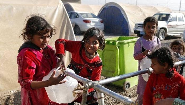 500,000 civilians in Mosul face `catastrophic' water shortages: UN