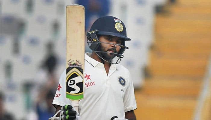 To hit winning runs in a Test match for first time was a great moment, says Parthiv Patel
