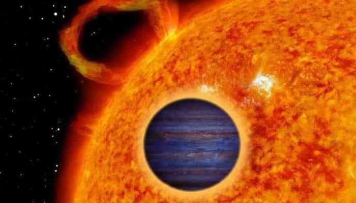 EPIC 220504338b: Dense 'hot Jupiter' exoplanet orbiting a sun-like star discovered