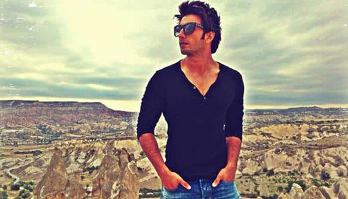 Ranveer Singh prefers to protect his personal life!