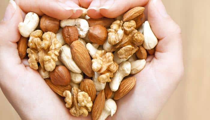 Nuts and your health: Eating handful of nuts may prevent heart disease, cancer