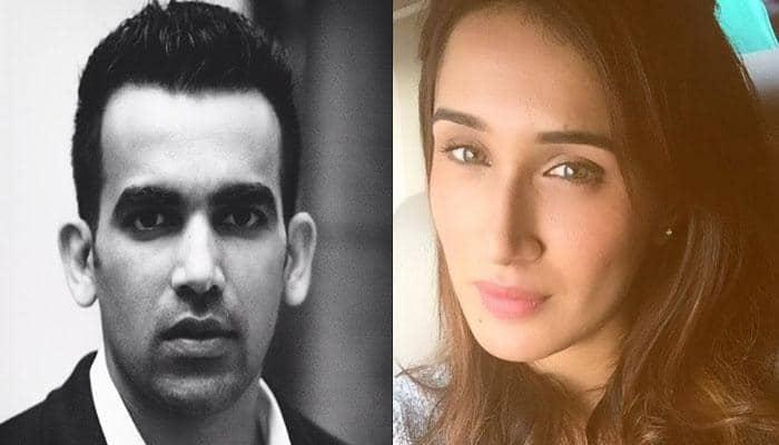 Zaheer Khan and rumoured girlfriend Sagarika Ghatge become talk of the town — PHOTOS INSIDE