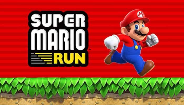 Nintendo Super Mario Run for iPhone coming next week