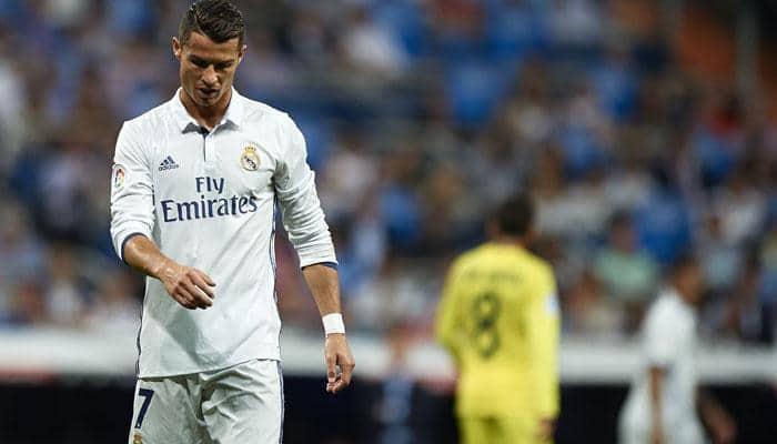 Cristiano Ronaldo declared 20 million euros in Swiss banks: Spanish newspaper