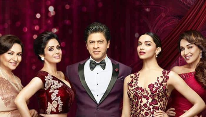 Lux Golden Rose awards: The men in Bollywood come together to celebrate beauties – Watch