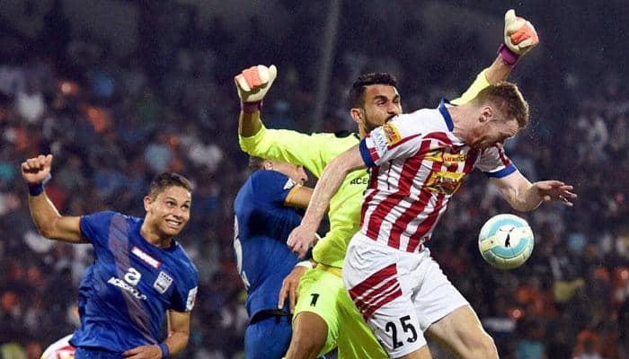 ISL 2016: Atletico de Kolkata beat Mumbai City FC 3-2 on aggregate to book final berth