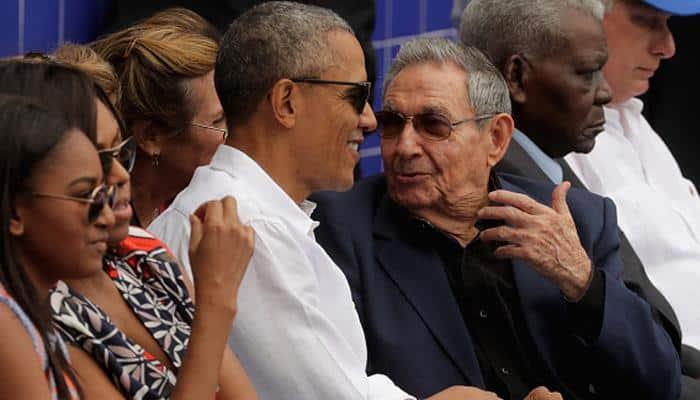 Barack Obama visits Cuba